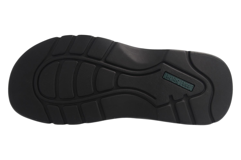 JOSEF SEIBEL - Wido 01 - Herren Hausschuhe - Schwarz Schuhe in Übergrößen – Bild 6