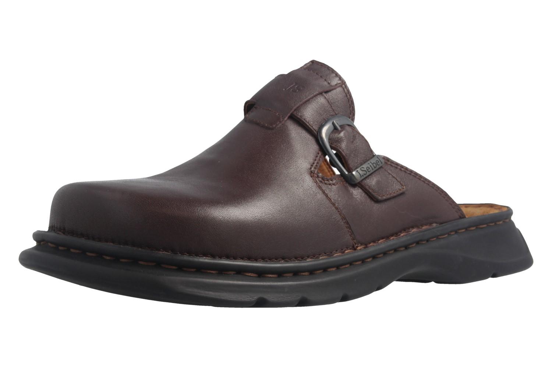 JOSEF SEIBEL - Wido 05 - Herren Hausschuhe - Bordo Schuhe in Übergrößen – Bild 1