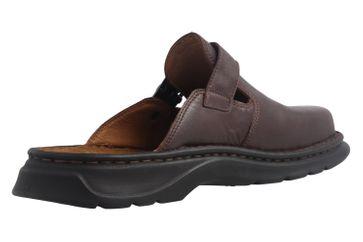 JOSEF SEIBEL - Wido 05 - Herren Hausschuhe - Bordo Schuhe in Übergrößen – Bild 3
