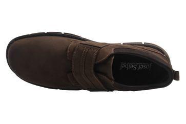 JOSEF SEIBEL - Herren Halbschuhe - Phil 05 - Schwarz Schuhe in Übergrößen – Bild 7