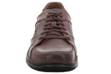 JOSEF SEIBEL - Anvers 49 - Herren Halbschuhe - Braun-Kombi Schuhe in Übergrößen – Bild 5