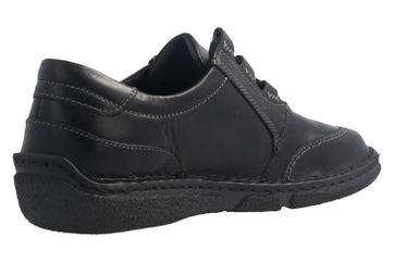 JOSEF SEIBEL - Damen Halbschuhe - Neele 28 - Schwarz - Schuhe in Übergrößen – Bild 3