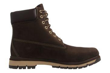 TIMBERLAND - Redford 6 Boot WP Red Br - Herren Boots - Braun Schuhe in Übergrößen – Bild 4