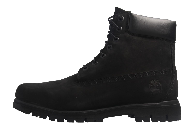 TIMBERLAND - Radford 6 Boot WP Black - Herren Boots - Schwarz Schuhe in Übergrößen – Bild 2