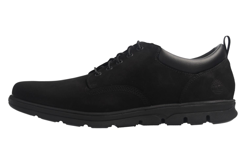 TIMBERLAND - Bradstreet 5 Eye Ox - Herren Halbschuhe - Schwarz Schuhe in Übergrößen – Bild 2