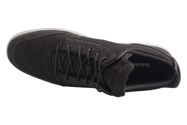 TIMBERLAND - Amherst High Top CHU - Herren Halbschuhe - Grau Schuhe in Übergrößen – Bild 7