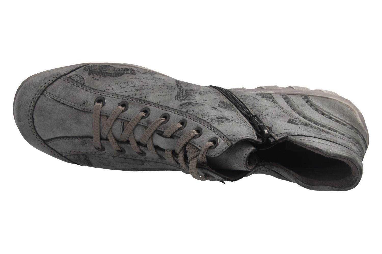 REMONTE - Damen Halbschuhe - Grau Schuhe in Übergrößen – Bild 7