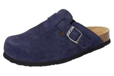 DR. BRINKMANN - Clog Blau - Schuhe in Übergrößen