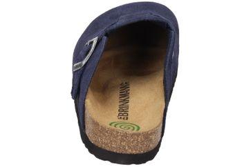 DR. BRINKMANN - Clog Blau - Schuhe in Übergrößen – Bild 3