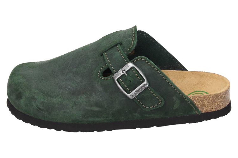 DR. BRINKMANN - Clog Grün - Schuhe in Übergrößen – Bild 2