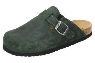 DR. BRINKMANN - Clog Grün - Schuhe in Übergrößen