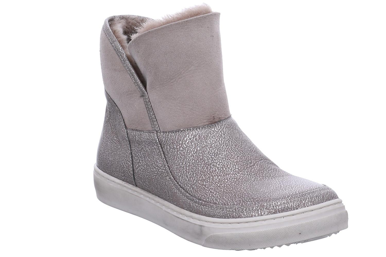 JOSEF SEIBEL - Damen Boots - Caro 23 - Antik Metallic Schuhe in Übergrößen – Bild 5