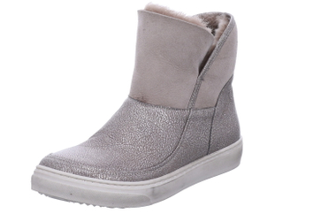 JOSEF SEIBEL - Damen Boots - Caro 23 - Antik Metallic Schuhe in Übergrößen