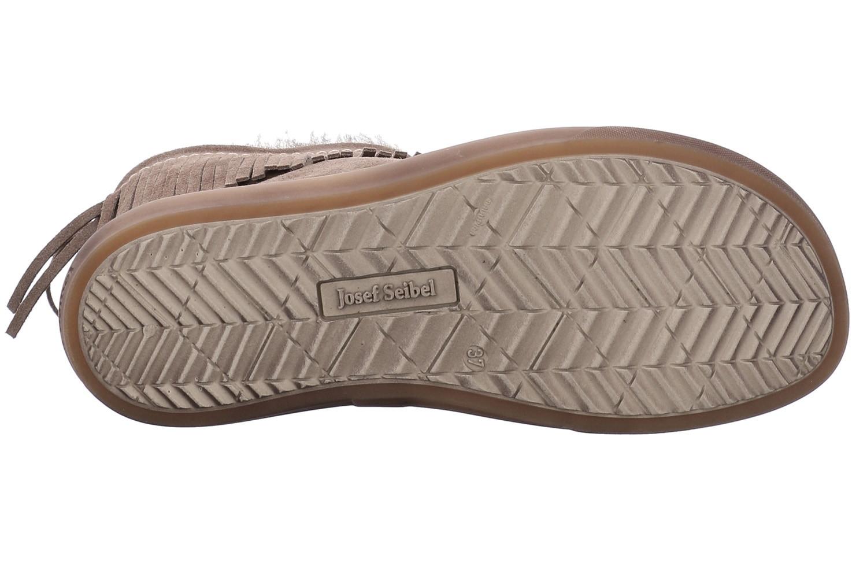 JOSEF SEIBEL - Damen Boots - Caro 07 - Taupe Schuhe in Übergrößen – Bild 7