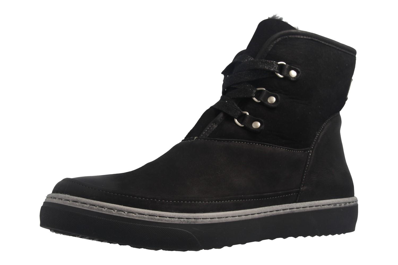 JOSEF SEIBEL - Damen Boots - Caro 25 - Schwarz Schuhe in Übergrößen