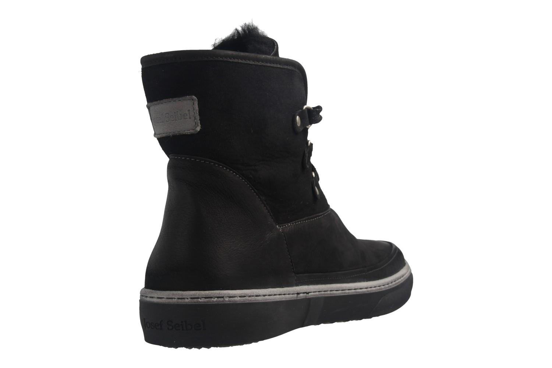 JOSEF SEIBEL - Damen Boots - Caro 25 - Schwarz Schuhe in Übergrößen  – Bild 4