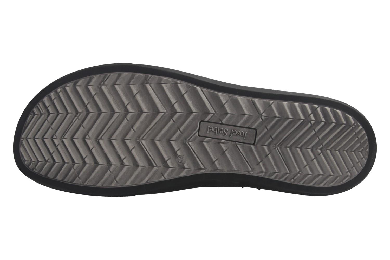 JOSEF SEIBEL - Damen Boots - Caro 25 - Schwarz Schuhe in Übergrößen  – Bild 8