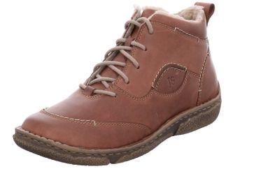 JOSEF SEIBEL - Damen Boots - Neele 34 - Castagne Schuhe in Übergrößen