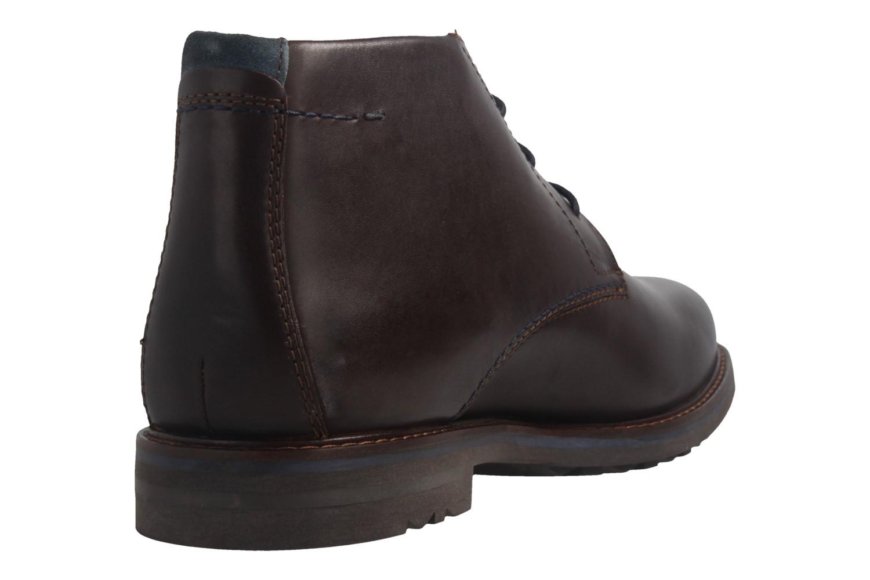 SIOUX - Enrik-LF - Herren Boots - Braun Schuhe in Übergrößen – Bild 4