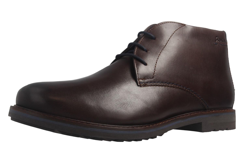 SIOUX - Enrik-LF - Herren Boots - Braun Schuhe in Übergrößen – Bild 1