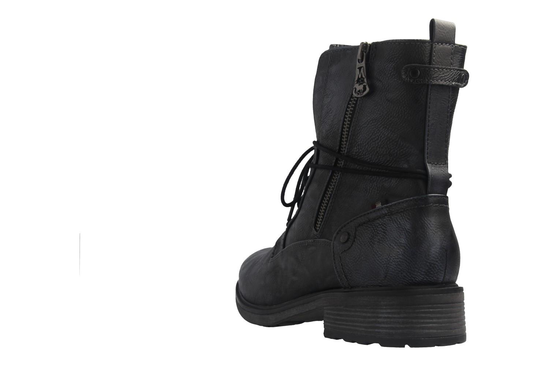 Mustang Shoes Boots in Übergrößen Blau 1264-604-820 große Damenschuhe – Bild 3