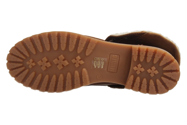 Mustang Shoes Boots in Übergrößen Braun 2837-609-307 große Damenschuhe – Bild 7