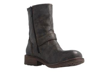 MUSTANG - Damen Stiefel - Grau Schuhe in Übergrößen – Bild 5