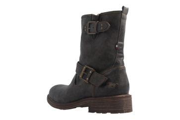 MUSTANG - Damen Stiefel - Grau Schuhe in Übergrößen – Bild 2
