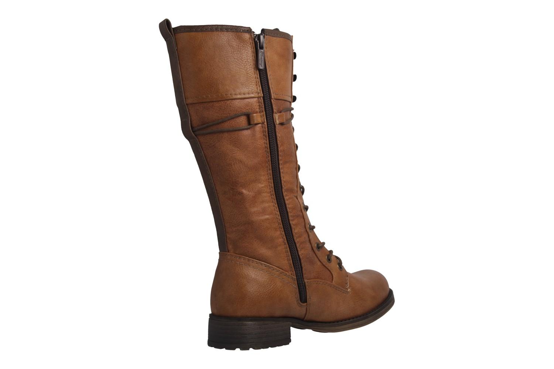 Mustang Shoes  Boots in Übergrößen Kastanie 1139-633-301 große Damenschuhe – Bild 3