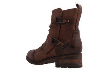 Mustang Shoes Boots in Übergrößen Braun 1229-604-301 große Damenschuhe – Bild 2