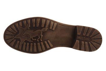 MUSTANG - Damen Boots - Braun Schuhe in Übergrößen – Bild 6