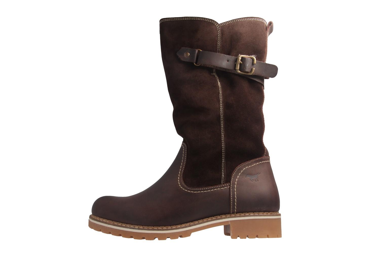 MUSTANG - Damen Stiefel - Braun Schuhe in Übergrößen – Bild 2