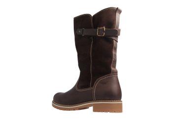 Mustang Shoes Stiefel in Übergrößen Braun 2837-610-32 große Damenschuhe – Bild 3