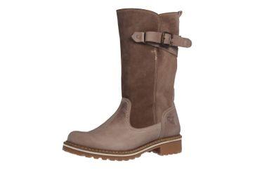 Mustang Shoes Stiefel in Übergrößen Braun 2837-610-318 große Damenschuhe – Bild 1