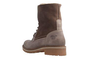 Mustang Shoes Boots in Übergrößen Braun 2837-609-318 große Damenschuhe – Bild 2