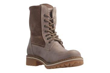 Mustang Shoes Boots in Übergrößen Braun 2837-609-318 große Damenschuhe – Bild 5