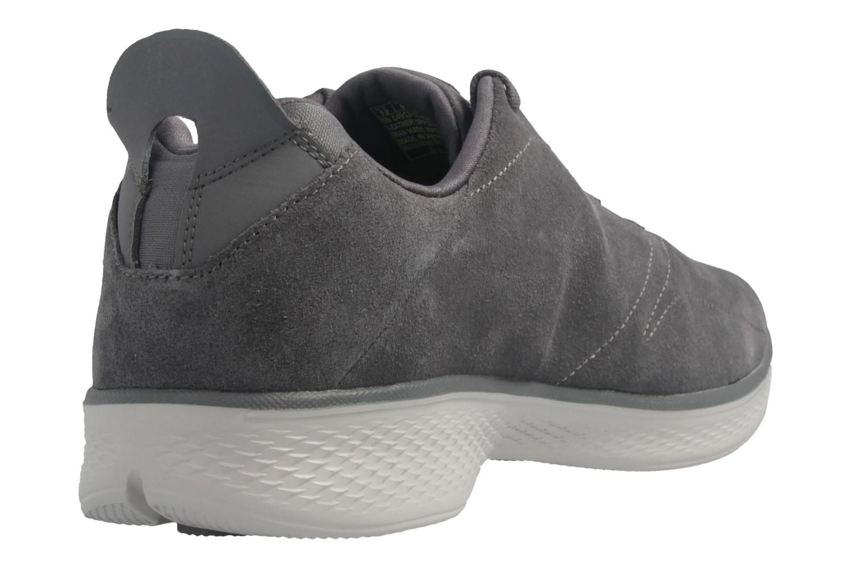 SKECHERS - Gratitude - Damen Halbschuhe - Grau Schuhe in Übergrößen – Bild 4