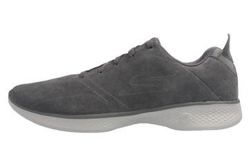 SKECHERS - Gratitude - Damen Halbschuhe - Grau Schuhe in Übergrößen – Bild 2
