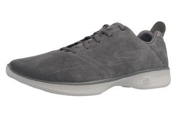 SKECHERS - Gratitude - Damen Halbschuhe - Grau Schuhe in Übergrößen