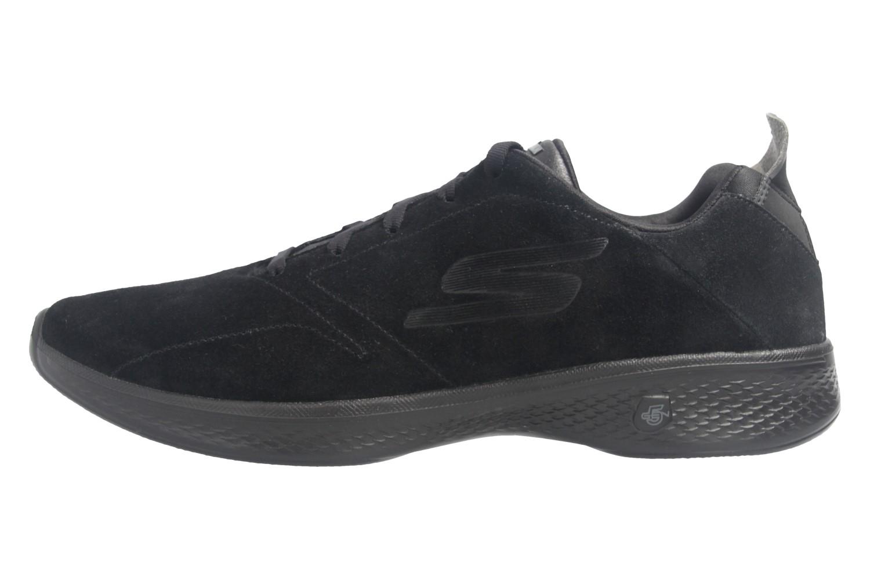 SKECHERS - Gratitude - Damen Halbschuhe - Schwarz Schuhe in Übergrößen – Bild 2
