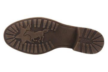 MUSTANG - Damen Stiefel - Dunkelgrau Schuhe in Übergrößen – Bild 6