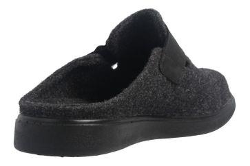 ROMIKA - Gomera 03 - Damen Hausschuhe - Schwarz Schuhe in Übergrößen – Bild 4