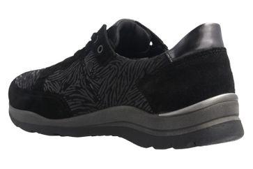 ROMIKA - Damen Halbschuhe - Icaria 04 - Schwarz Schuhe in Übergrößen – Bild 2