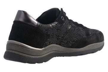ROMIKA - Damen Halbschuhe - Icaria 04 - Schwarz Schuhe in Übergrößen – Bild 3