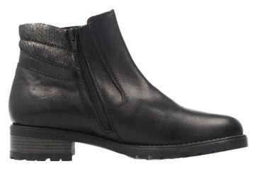 REMONTE - Damen Stiefeletten - Schwarz Schuhe in Übergrößen – Bild 4