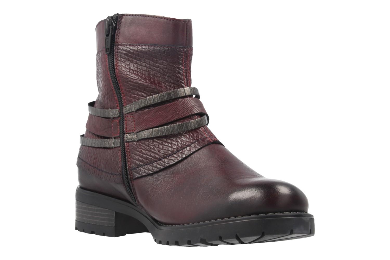 REMONTE - Damen Stiefeletten - Rot Schuhe in Übergrößen – Bild 5