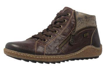 REMONTE - Damen Halbschuhe - Braun Schuhe in Übergrößen – Bild 1