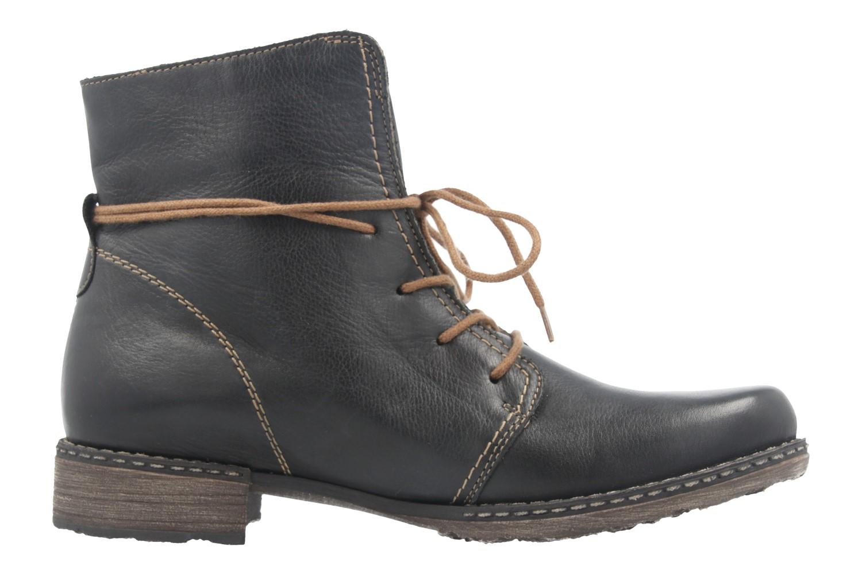 REMONTE - Damen Boots - Schwarz Schuhe in Übergrößen – Bild 4