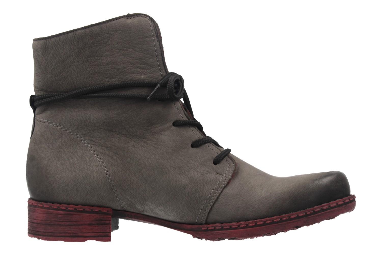 REMONTE - Damen Boots - Grau Schuhe in Übergrößen – Bild 4