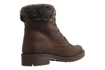 Mustang Shoes Boots in Übergrößen Braun 2837-605-32 große Damenschuhe – Bild 3